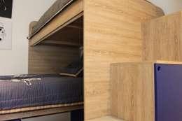 Cuartos infantiles de estilo moderno por Home Reface - Diseño Interior CDMX