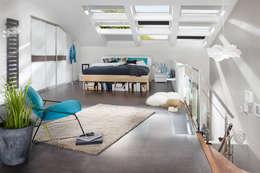 Gästezimmer Unterm Dach: Moderne Schlafzimmer Von Elfa Deutschland GmbH
