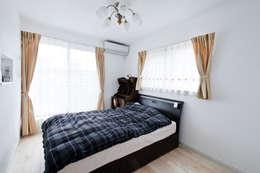 ห้องนอน by 遊友建築工房