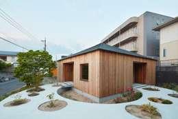 บ้านและที่อยู่อาศัย by 藤原・室 建築設計事務所