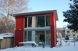 Дома в . Автор – Rentzsch Architekten
