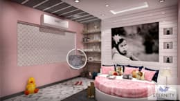 Interior design: modern Bedroom by Eternity Designers