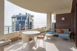 Terrazas de estilo  por Bellarte interior studio
