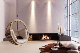 Гостиная в . Автор – Brunner GmbH