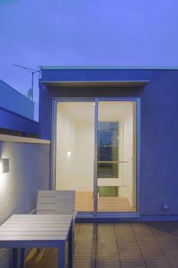 東水元の住宅: 北村大作建築設計事務所が手掛けた家です。