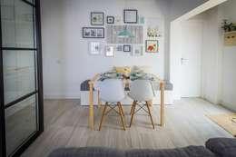 skandinavische Esszimmer von Homestories