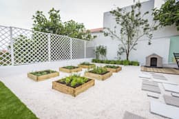 scandinavian Garden by Homestories
