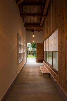 Corridor and hallway by エヌ スケッチ