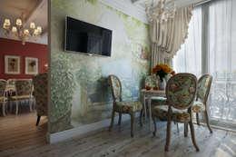غرفة المعيشة تنفيذ GraniStudio