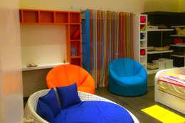 BLUE-JAY: modern Bedroom by Rubenius Interiors