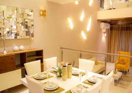 GRANCARMEN: modern Dining room by Rubenius Interiors