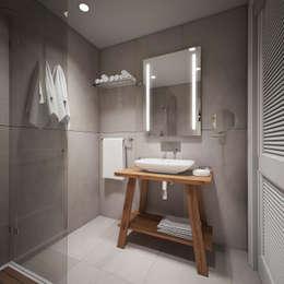 modern Bathroom by yücel partners