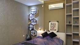 臥室 by Alecc Interior Design