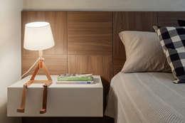 modern Bedroom by Amis Arquitetura & Design