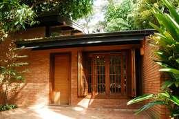 Maisons de style de stile Rural par Eduardo Novaes Arquitetura e Urbanismo Ltda.