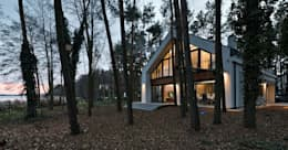 modern Houses by ELM Projekt Studio