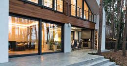 modern Houses by ELM Projekt Studio