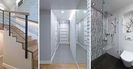Corridor & hallway by ELM Projekt Studio