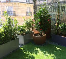 moderner Garten von Fence Paris