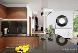moderne Keuken door LK&Projekt GmbH