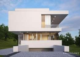 moderne Huizen door LK&Projekt GmbH