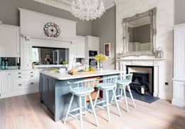 Kitchen by Sculleries of Stockbridge