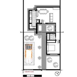 6 casas peque as con sus planos para que te inspires a for Disenar habitaciones online 3d