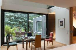 modern Dining room by fried.A - Büro für Architektur