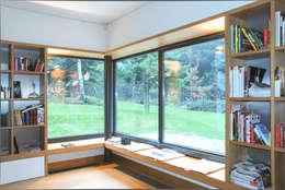 modern Living room by fried.A - Büro für Architektur