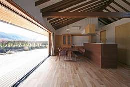 ห้องทานข้าว by 設計事務所アーキプレイス