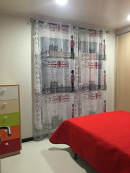 minimalistic Bedroom by KITUR