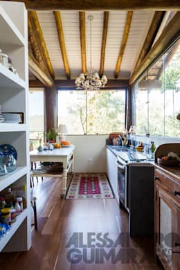 Кухни в . Автор – SCALI & MENDES ARQUITETURA SUSTENTAVEL