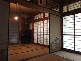 竣工前: 1-1 Architects 一級建築士事務所が手掛けたです。