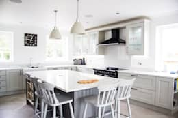 klasieke Keuken door Kitchen Living