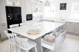 مطبخ تنفيذ Kitchen Living