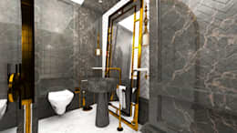 حمام تنفيذ Gümüşcü Mimarlık
