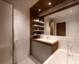 ห้องน้ำ by M5 studio