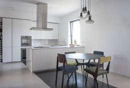 minimalistic Kitchen by 3C+M architettura