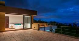 Terrazas de estilo  por David Macias Arquitectura & Urbanismo