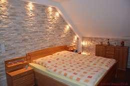 غرفة نوم تنفيذ Rimini Baustoffe GmbH