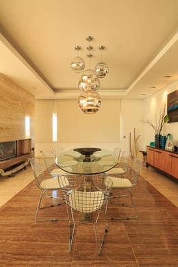 غرفة السفرة تنفيذ Atelier  Ana Leonor Rocha