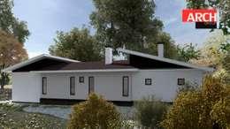 Аризона: Дома в . Автор – ARCH INNOVATION GROUP