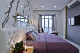 modern Bedroom by Design Spirits