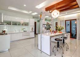 minimalistic Kitchen by Design Spirits
