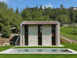 Stefano Zaghini Architetto: kırsal tarz tarz Evler