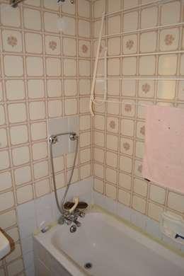 Bathroom Before Image :   by Oscar Designs