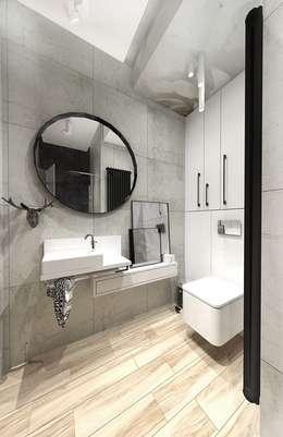 modern Bathroom by Niemniej Architekci