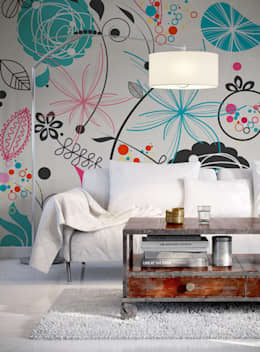 Phòng khách by Pixers