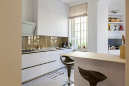 modern Kitchen by Manuel Benedikter Architekt