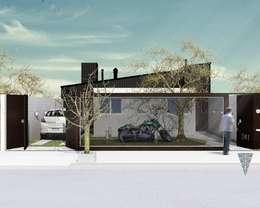 Дома в . Автор – JUNE arquitectos